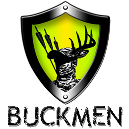 Buckmen Logo with Text for Pursuit