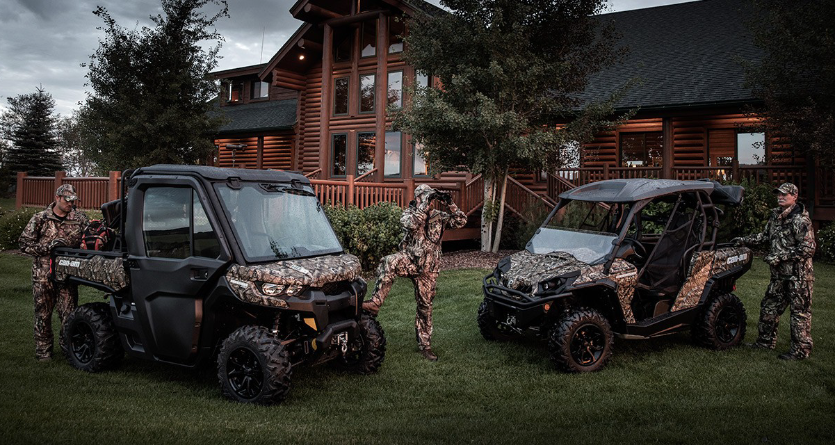 Pursuit Channel 187 Can Am Off Road Introduces The New